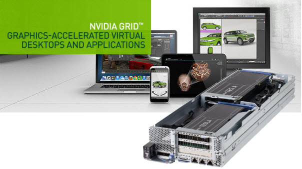 The PCIe Native Expansion tray with two NVIDIA Tesla GPU cards in a single node