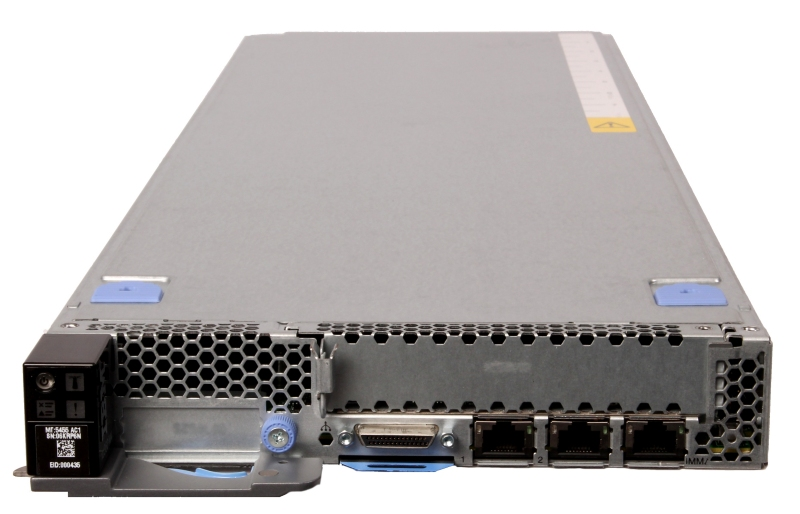 The NeXtScale nx360 M4 compute node