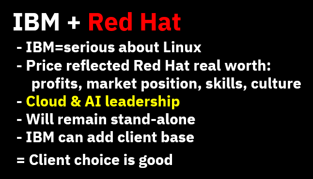 Why Red Hat